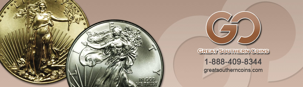 Great Southern Coins Blog